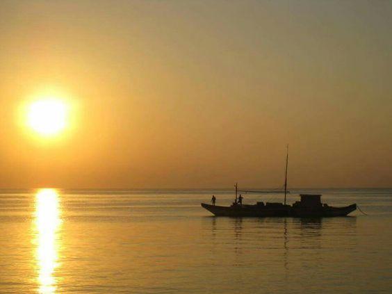 Sunrise @ Dumaguete City,Philippines