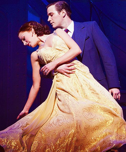 Laura Osnes Anything Goes Posts, Colin o'donoghu...