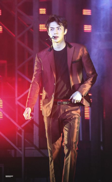 Sehun - 160305 Exoplanet #2 - The EXO'luXion in DalianCredit: Sehoony.