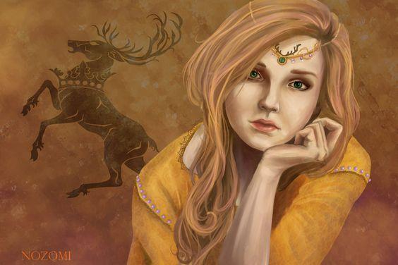 Myrcella Baratheon by Nozomi-Art, via deviantart