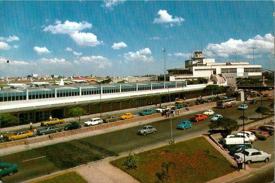 Aeroporto de Congonhas 1970