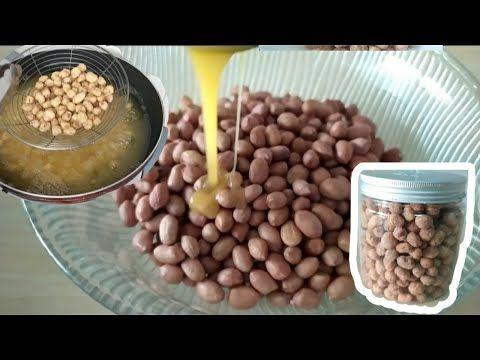 Resep Kacang Telur Renyah Gurih Youtube Di 2021 Makanan Anjing Kacang Resep
