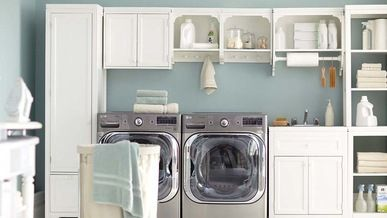The Inexpensive Secret For Instant Laundry Room Organization Laundry Room Organization Room Organization Cabinet Hardware