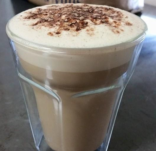 Frozen cappuccino thermomix