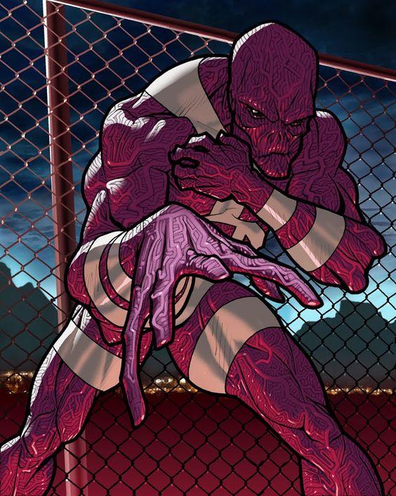 Resultado de imagem para PARASITA SUPERMAN