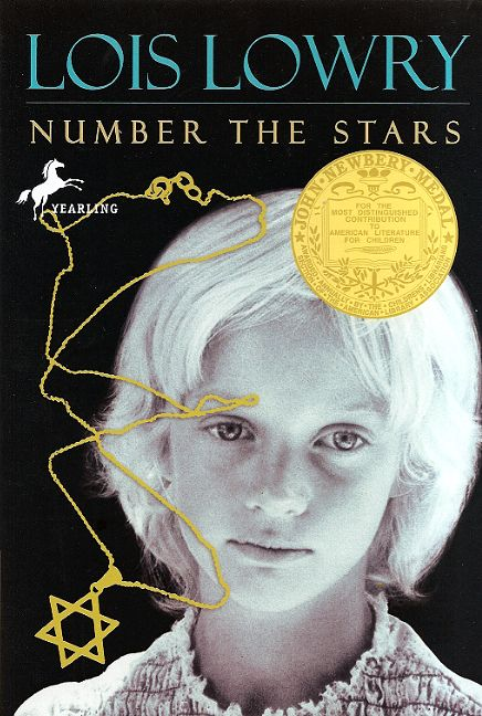 Number the Stars by Lois Lowry. my favorite book in elementary school