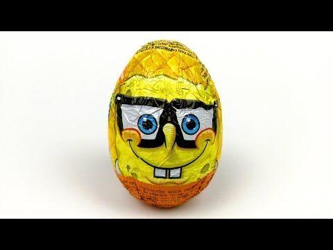 سبونج بوب سكوير بانتس اغنية سبونج بوب سكوير بانتس على Mbc3 لون للاطفال Youtube Spongebob Kinder Surprise Eggs Squarepants