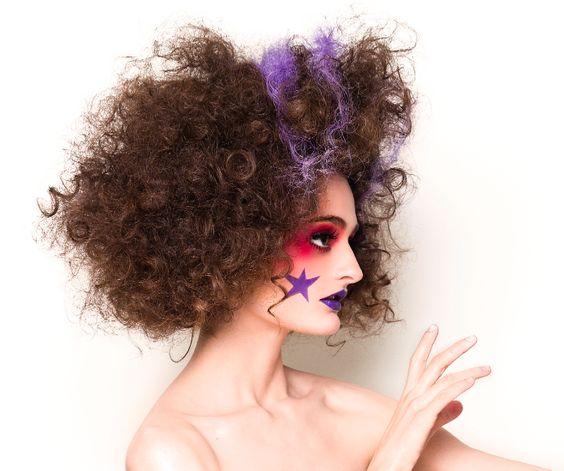 Hair & Makeup: Sherri Jessee  Photo: Jason Setiawan  Model: Thalita