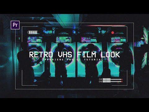 Vhs Film Effect Look Premiere Pro Cc Tutorial Free Preset Youtube Premiere Pro Cc Premiere Pro Film Effect