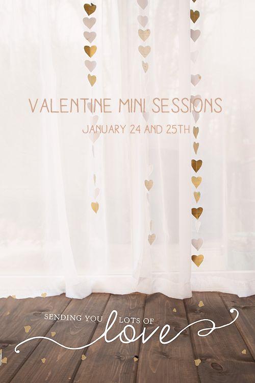Valentine Mini Session