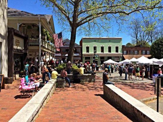"""The 10 Most Beautiful Towns In Georgia"" via The Culture Trip"
