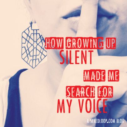 Growing Up Silent / Learning about #SexualHealth / Youth Rights