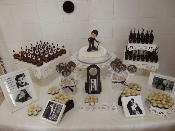 Nikka & Lú: Festa Charles Chaplin