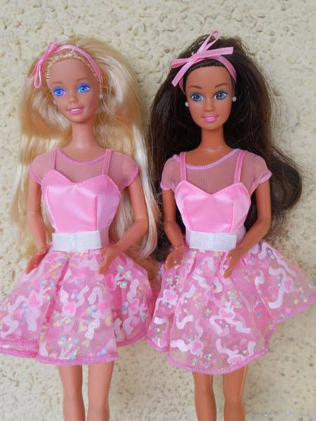 Barbie Fashion And Tea Parties On Pinterest