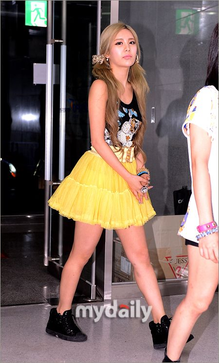 T-ara at GUESS' 30 Sexy Years Anniversary Celebration ~ T-ara World ~ 티아라
