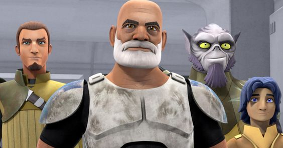 'Star Wars Rebels' Season 2 Preview: Return of the Clones -- Executive producer Dave Filoni and voice actor Dee Bradley Baker reveal that several clones are coming back in a preview of 'Star Wars Rebels' Season 2. -- http://tvweb.com/news/star-wars-rebels-season-2-preview-clones/