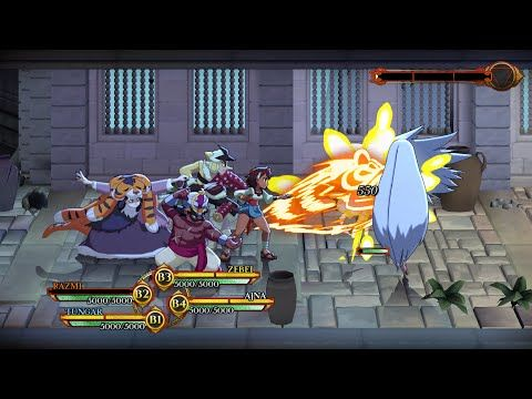Indivisible Indivisible Nintendo Switch Trailer Best Indie Games Soundtrack