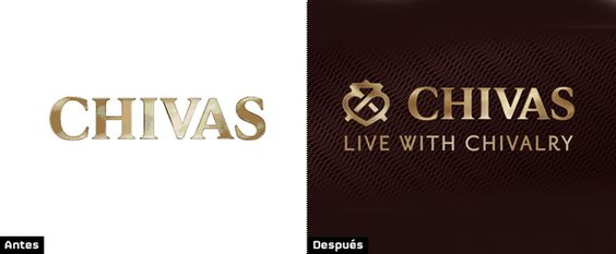 Chivas Rebranding