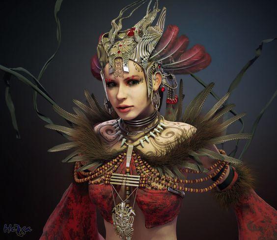 barbarian queen art - photo #16