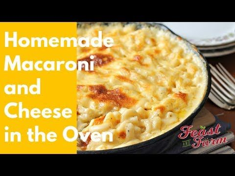 Baked Macaroni And Cheese Recipe Food Recipes Macaroni And