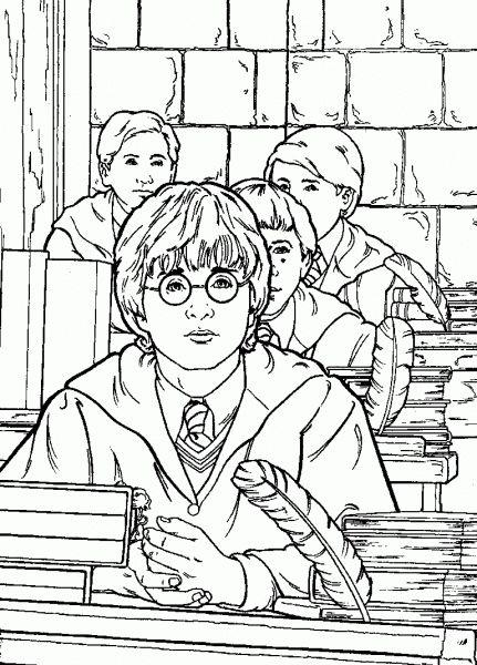jogos de desenho online harry potter rony e hermione