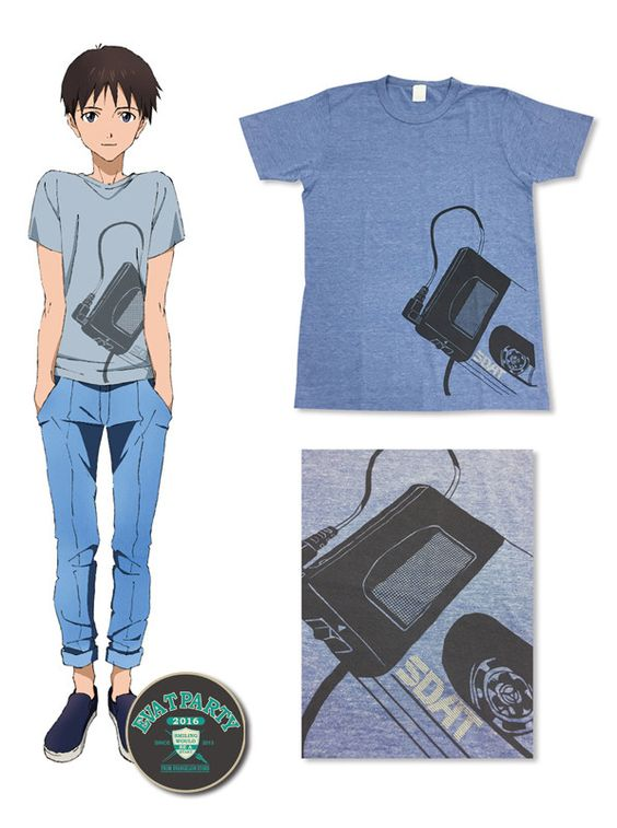 """""""Evangelion"""" Prepares For Summer With """"Eva T Party 2016"""""""