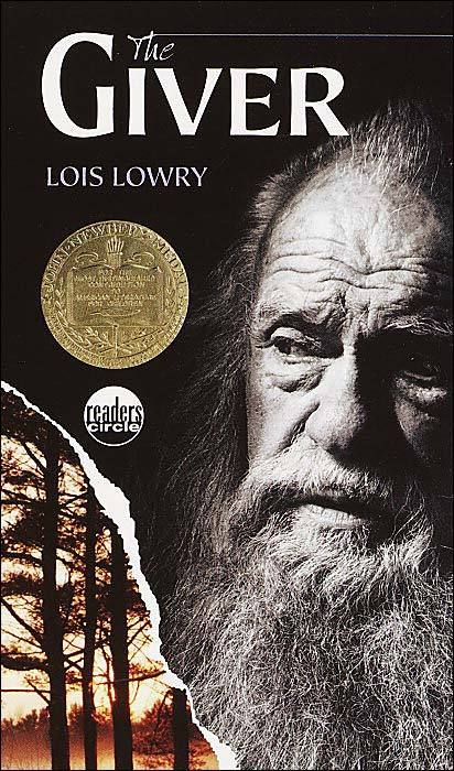 Lois Lowry ~ Must Read: The Giver