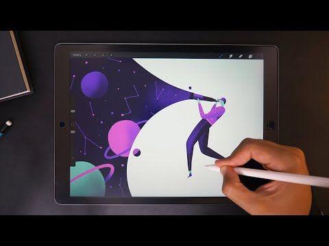 I M A Designer Art Director Sharing My Work My Thoughts Tutorials And More Ipad Pro Art Ipad Art Ipad Drawings