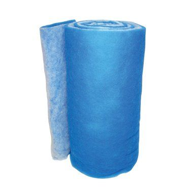 "Puro-Kleen Ultra-Fine Pond and Aquarium Filter Media- 12 sq. feet- (24"""" x 72"""")"