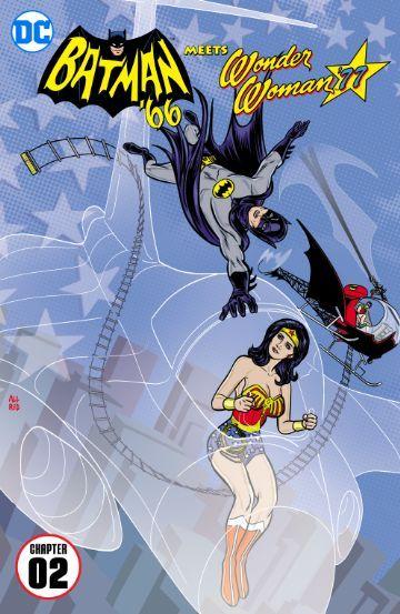 Batman '66 ontmoet Wonder Woman '77 (2016-) # 2