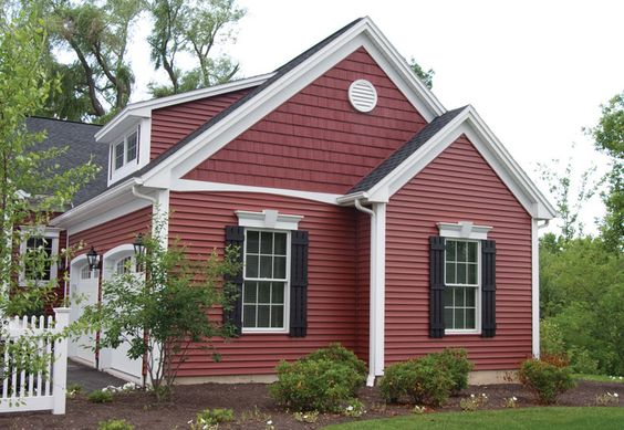 Inexpensive Unique Siding : Norandex great barrier vinyl siding and home accents