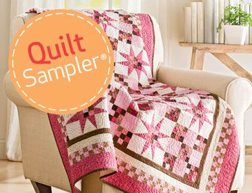 Bubblegum Stars by Cotton & Chocolate Quilt Company featuring the Jinny Beyer Palette