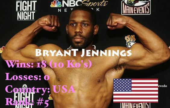 Bryant Jennings