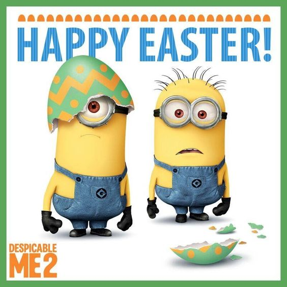 Easter #minions