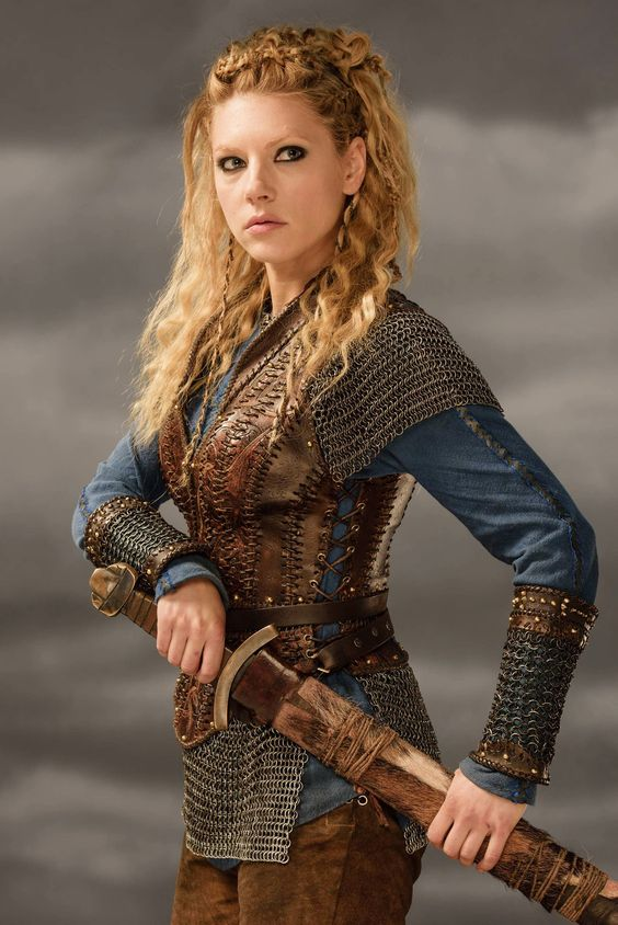 Vikings season 3 - Lagertha (Katheryn Winnick)