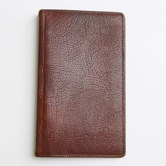 AVAILABLE Filofax Slimline 3CL Calf Leather Brown Personal - team 7 küchen preise