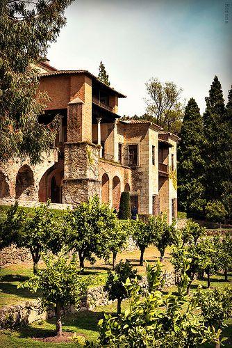 Monasterio de yuste comarca de la vera c ceres ven a for La vera caceres