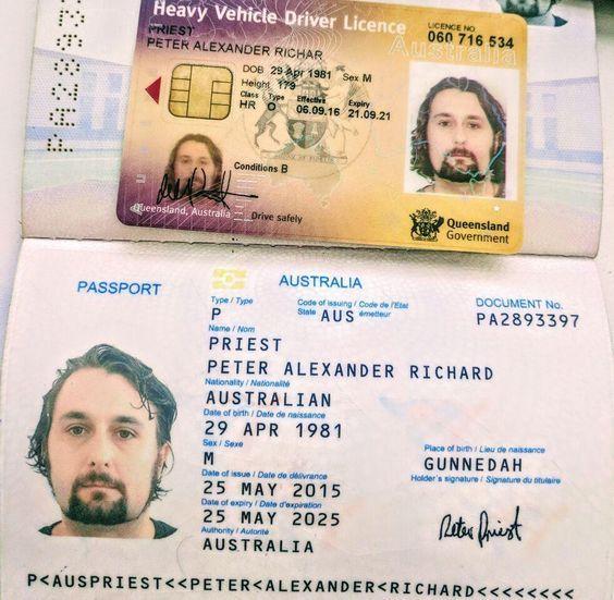 Pin On پاسپورت