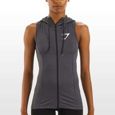 Gymshark-womens-perforated-sleeveless-hoodie-graphite-thumbnail ...