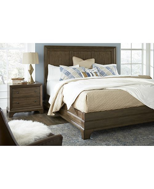 Furniture Closeout! Westbrook California King Bedroom Set, 3 Pc