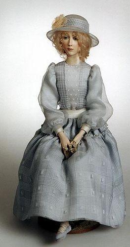 betty2 Alexandra Koukinova Doll