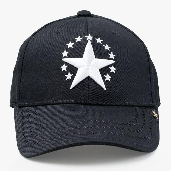 White Star Baseball Hat