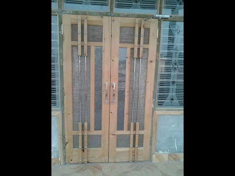Letest Wood Door Design 2018jali Wale Gate10 By Wood