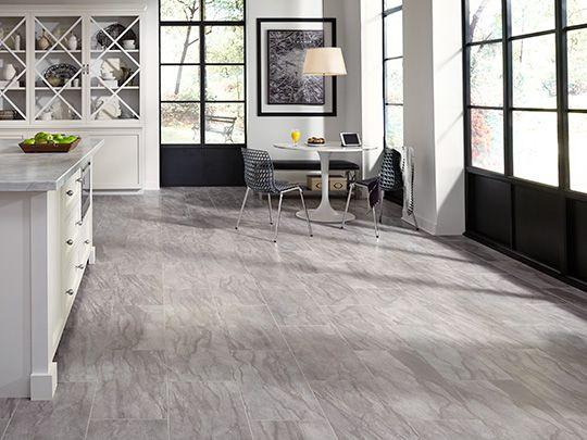 Tarkett permastone luxury vinyl tile and plank gflsas3791 for Luxury kitchen flooring