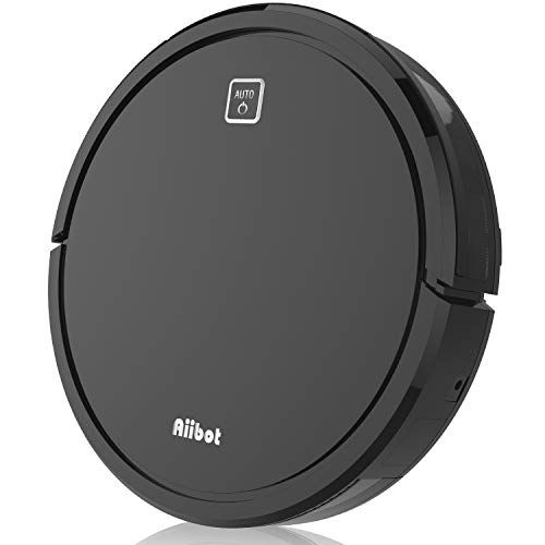 Aiibot Aspirateur Robot, Aspiration Puissante 1800 Pa