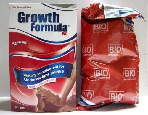 جروث فورميلا مكمل غذائى لعلاج النحافة ونقص الوزن Growth Formula Snacks Snack Recipes Dietary