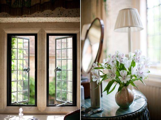 french windows.