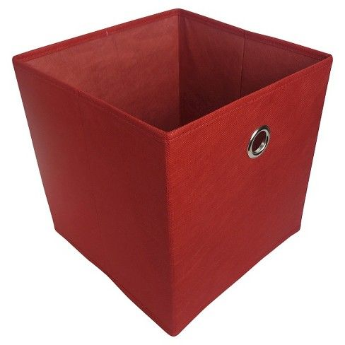 Fabric Cube Storage Bin 11 Room Essentials Cube Storage Cube Storage Bins Storage Bins