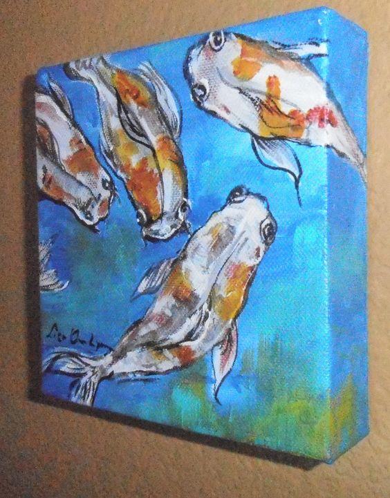 Koi Painting