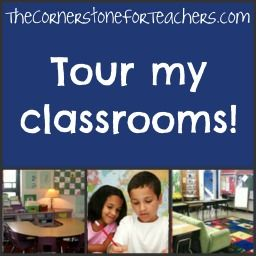 Ideas for setting up your classroom: lots of photos